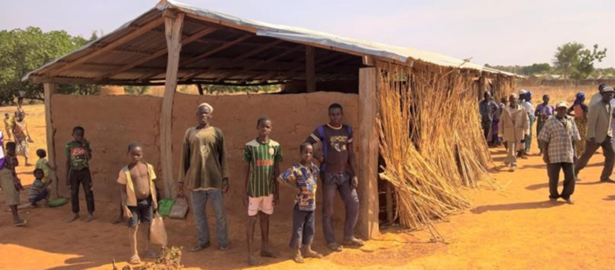 School Classroom Rebuild and Provision of Clean Water in Togo
