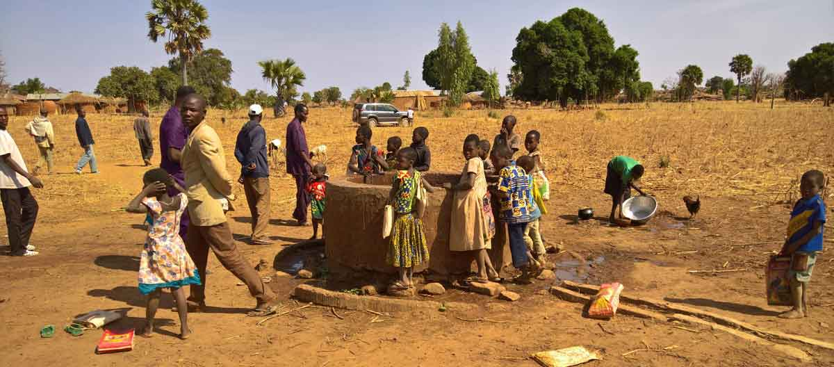 Fobenga Village Clean Water Project