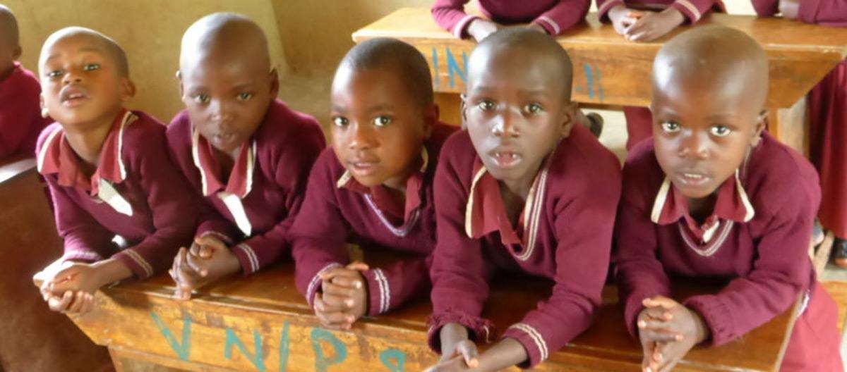 Victory Nursery and Primary School, Uganda