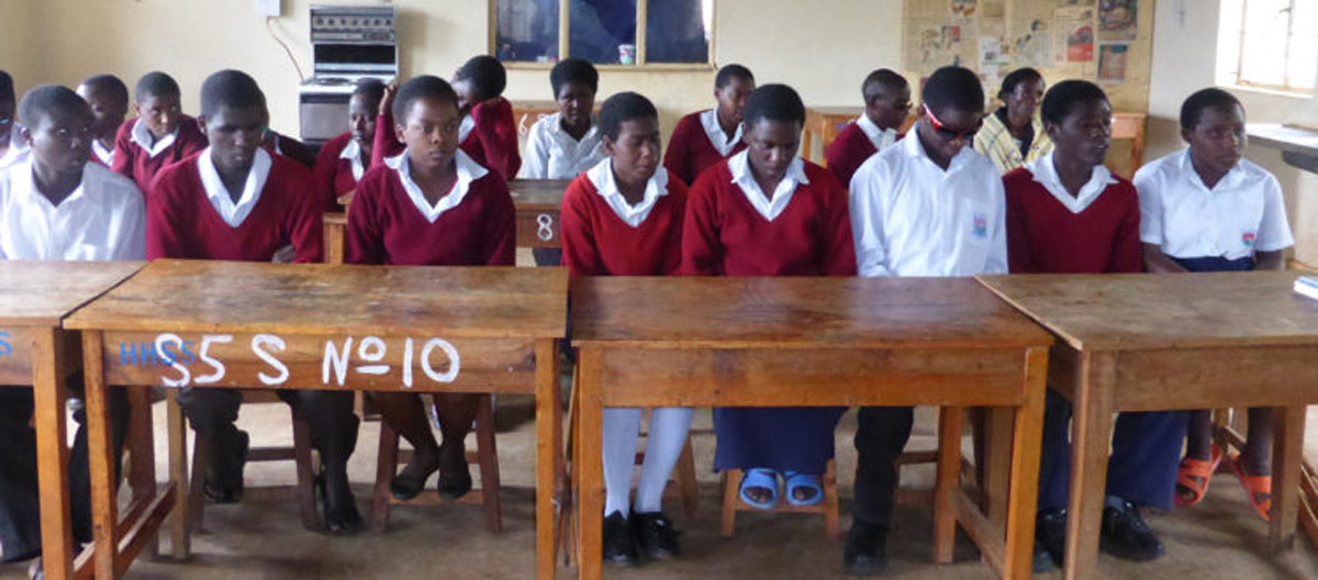 Improving Lives and Education for Visually Impaired Children