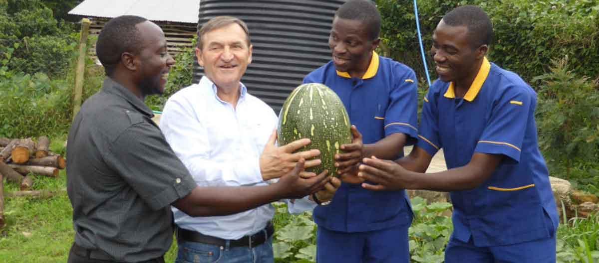 Bwindi Community Hospital Feeding Programme