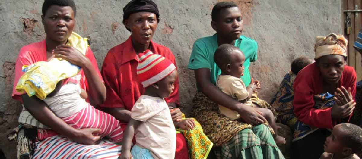 Healthcare for the Batwa