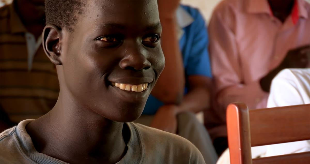 School infrastructure for deaf children in Uganda