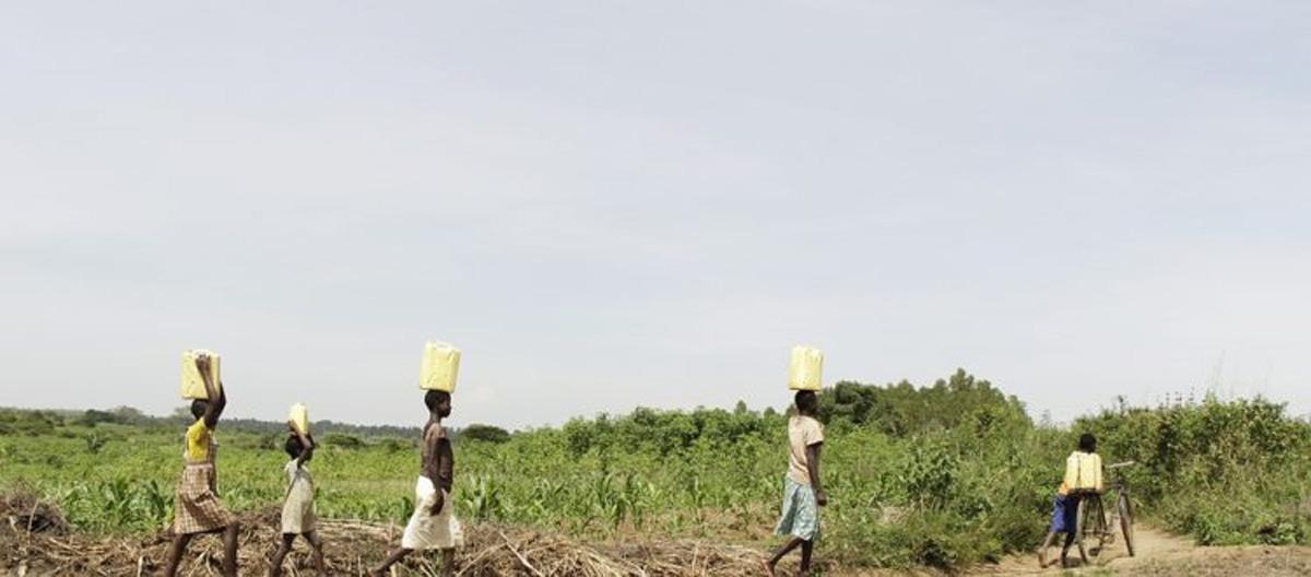 Improving WASH facilities in Uganda