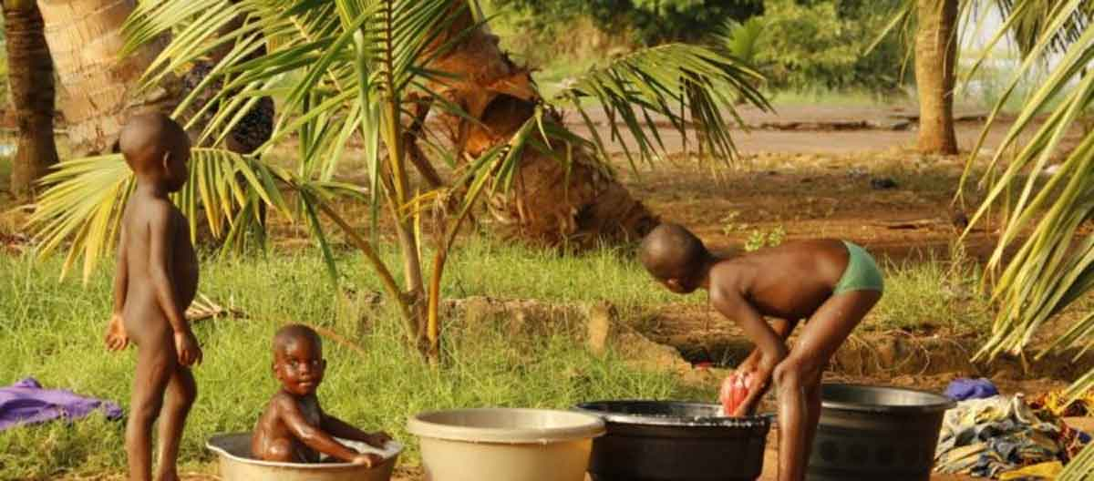 Improving access to clean water in Togo